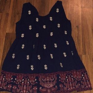 Medium woman's tank dress